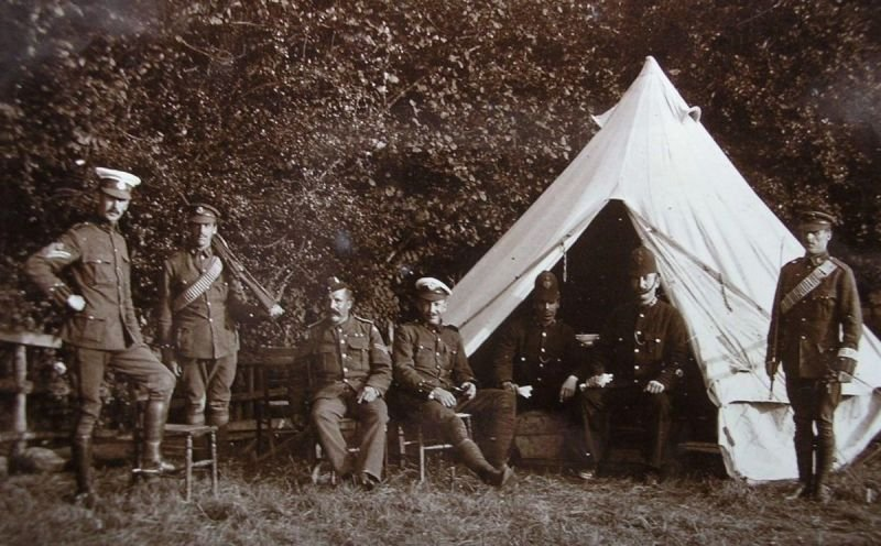 Latimer Camp 1903 part 1