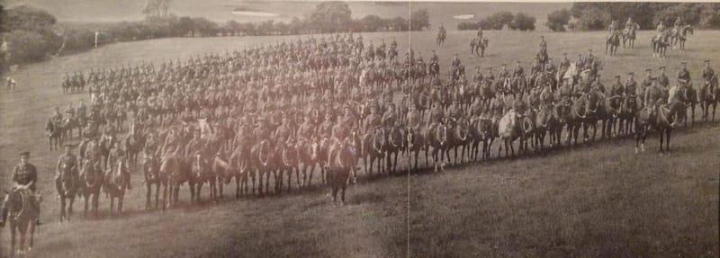 Aldershot 1911 and Dibgate 1912