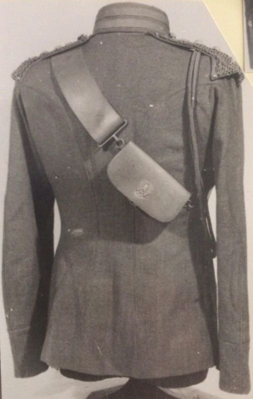 King's Colonials Officer's Full Dress Tunic