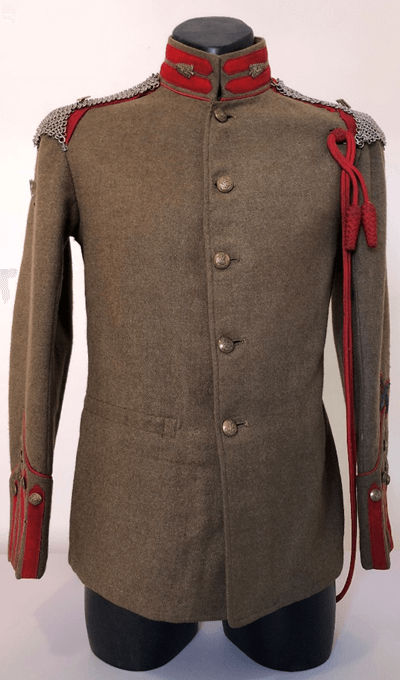 King's Colonials Full Dress Tunic