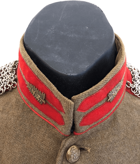 King's Colonials Full Dress Collar