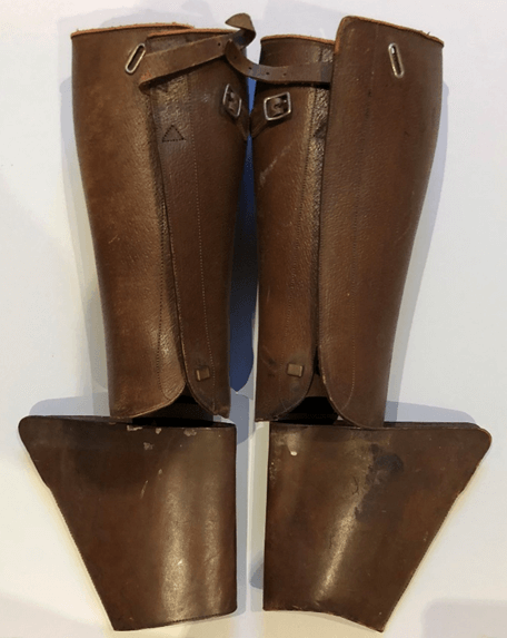 King's Colonials Full Dress Leathers