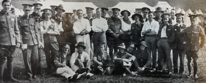 Bulford 1913