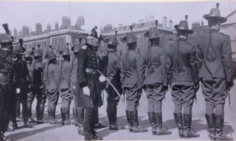 KC Other Ranks Full Dress 1901-04