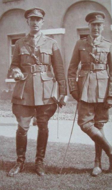 2nd King Edward's Horse (2 KEH) Officer's Uniform