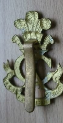 Second Pattern Regimental Other Ranks' Headdress Badge -  Additional Copy