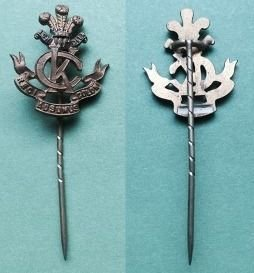 Sweetheart Badges - Regimental