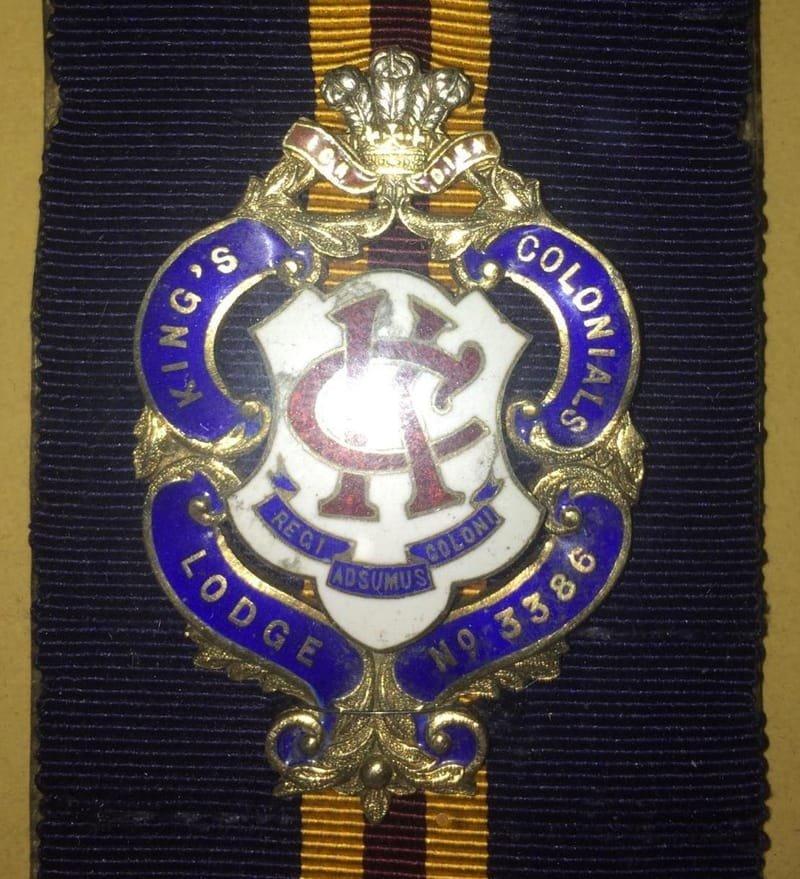 Battle Honours, Disbandment & Lodge