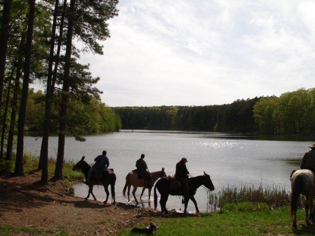 One Horse Gap Lake