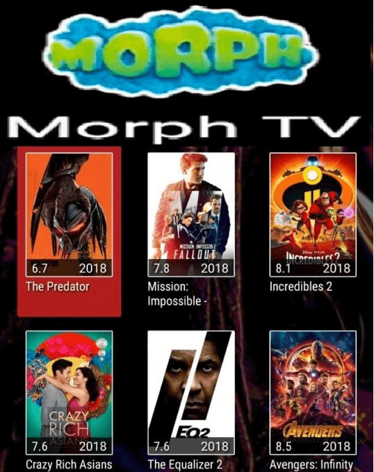 How to Install Morph TV on Firestick and PC
