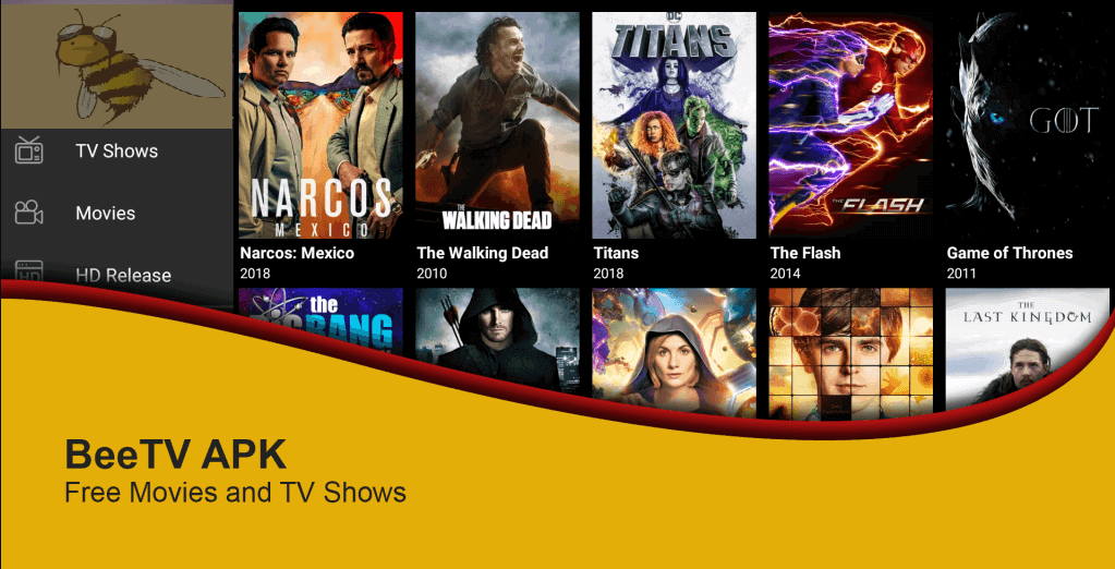 BeeTV APK Download 2019 For Android and Firestick TV