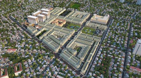 Park Hills Mixed-Use Development