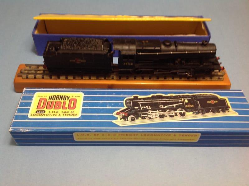 LT25  3225 BR 2-8-0 No.48158