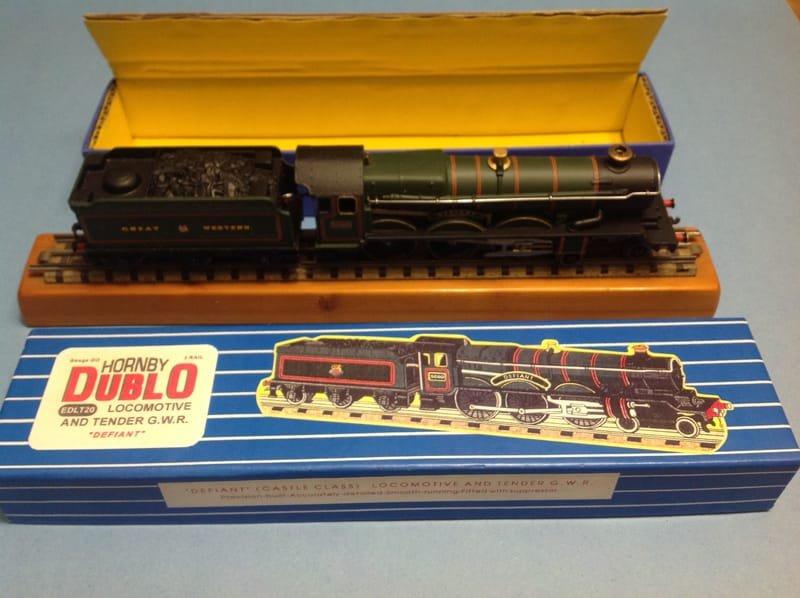 EDL20  GWR 4-6-0 Defiant No.5080