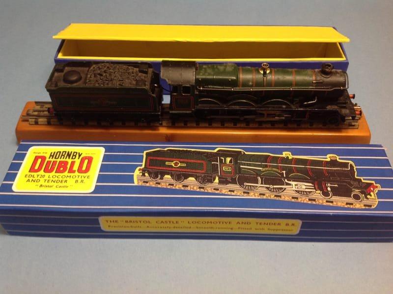 EDL20  BR 4-6-0 Bristol Castle No.7013