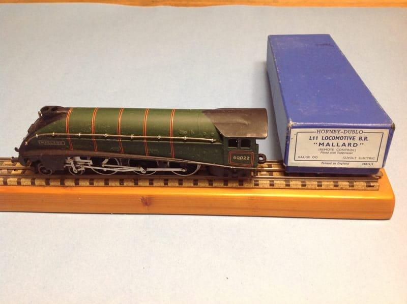 L11 3211 BR 4-6-2 Mallard No.60022