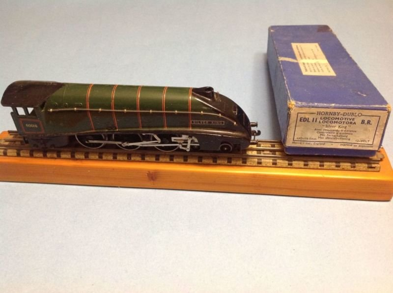 EDL11 BR 4-6-2 Silver King No.60016