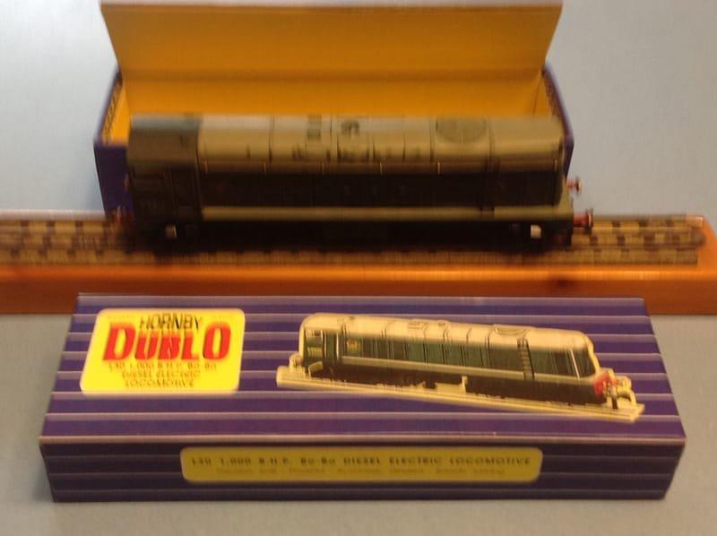 L30 BR Bo-Bo Diesel-Electric Loco No.D8000