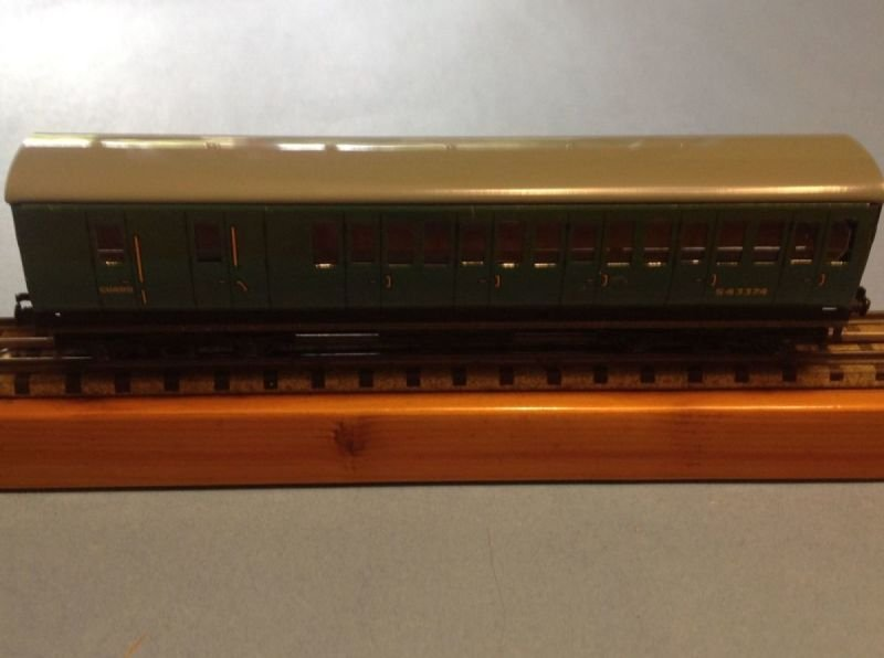 4026 BR Suburban Coach  Brake/2nd  SR  No.S43374