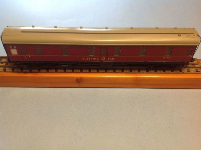 4078 BR Composite Sleeping Car  No.W2402