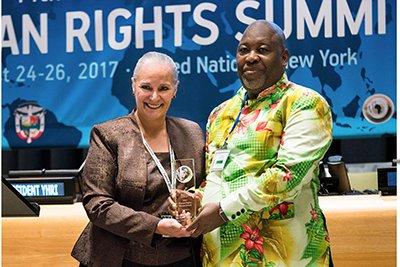 人權的閃亮之光