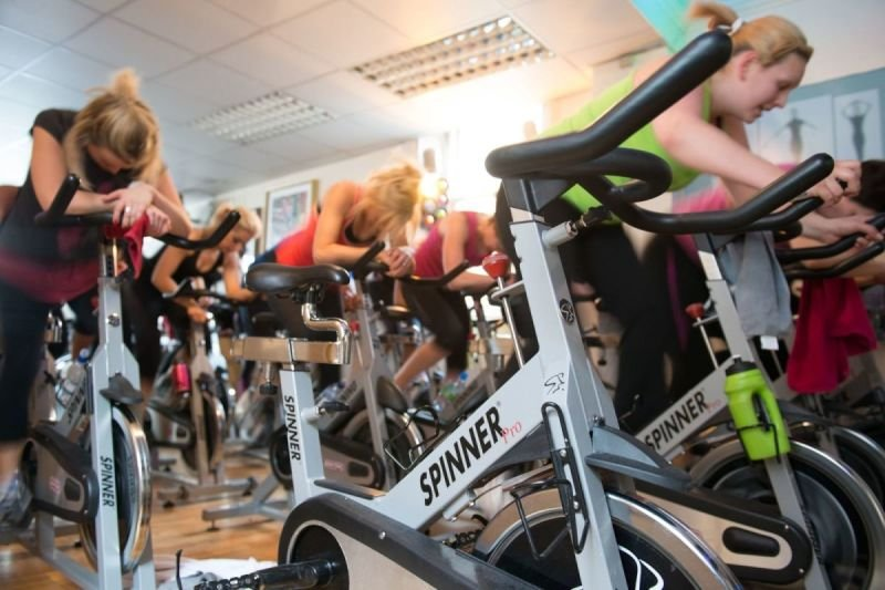 LEVEL 2 INDOOR STUDIO CYCLING