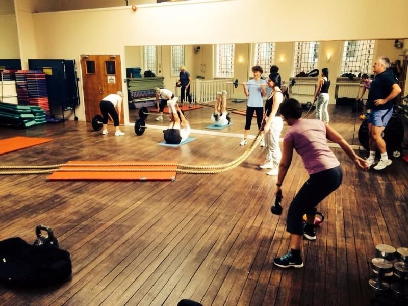 LEVEL 2 CIRCUIT TRAINING