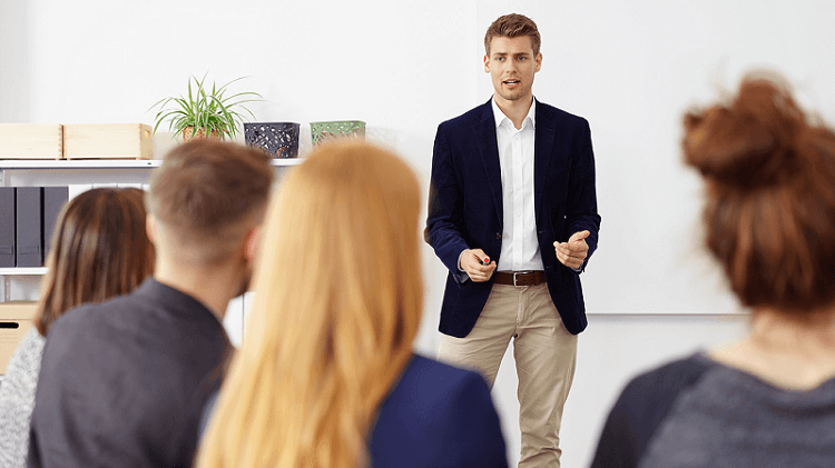 Tips for Makeing A Good Presentation