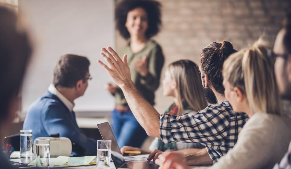 Make Training Programs Interactive