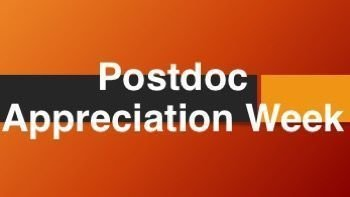 Postdoc Appreciation Week