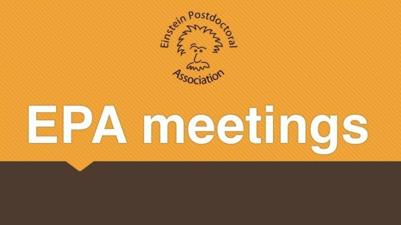 EPA meetings