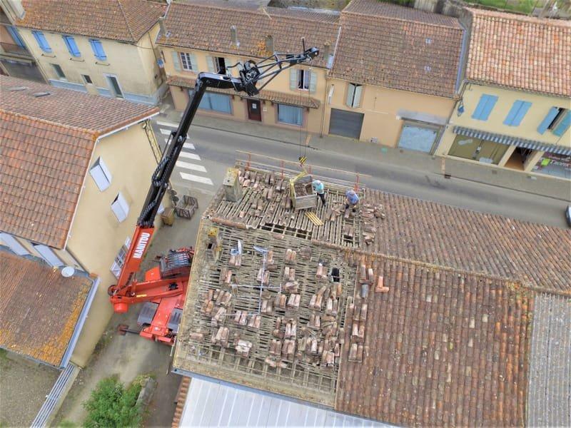 Suivi de chantier en agglomération (scénario S3)