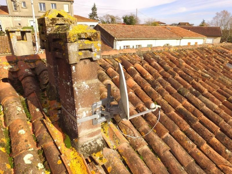 Observation de l'état d'une toiture (scénario S3).