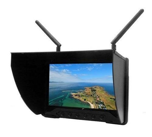 Ecran de retour vidéo pour le client, vous avez accès à la vidéo HD en direct.