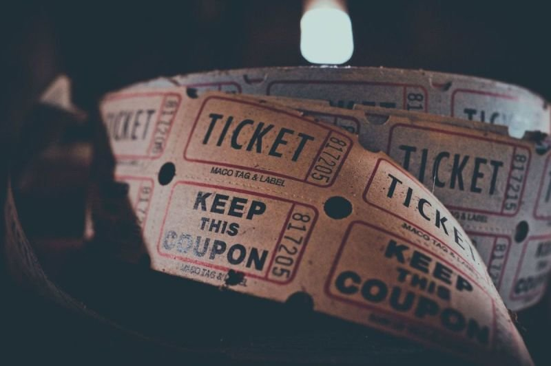 ❸ Purchase a Ticket