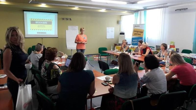 Zlot Nauczycieli Języka Angielskiego SANOK 2017