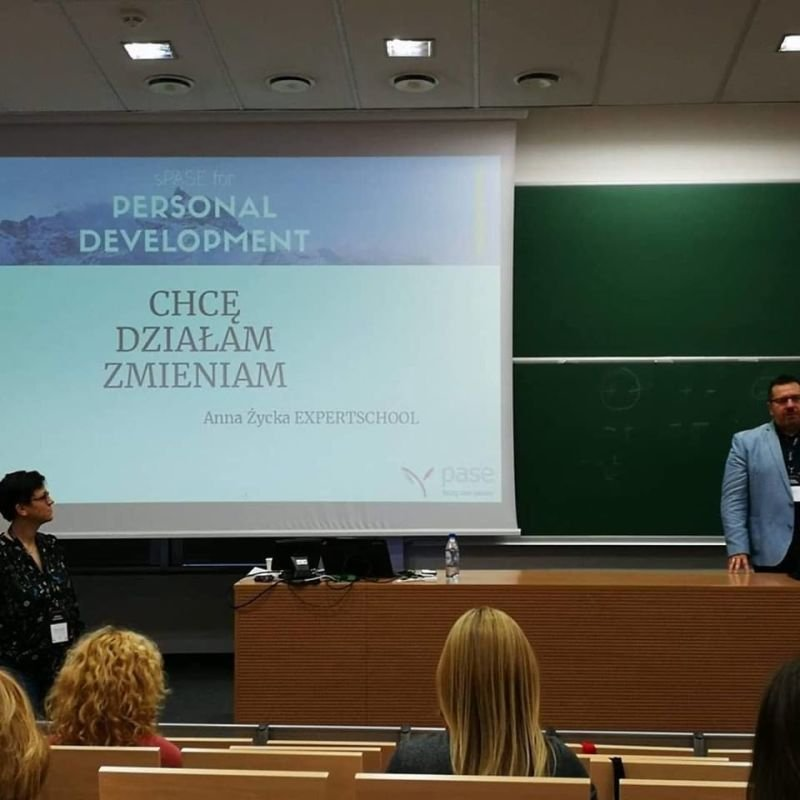 Konferencja sPASE for Personal Development