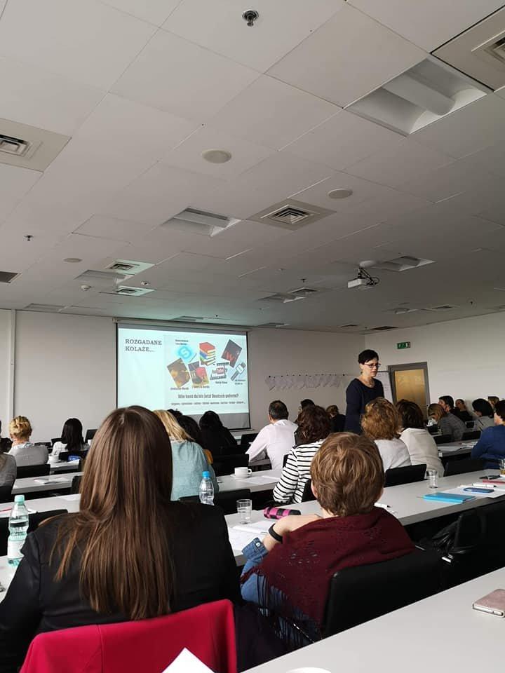 Warsztaty dla Nauczycieli Języka Niemieckiego - Innowacyjne metody w kształceniu kompetencji komunikacyjnych na zajęciach języka niemieckiego