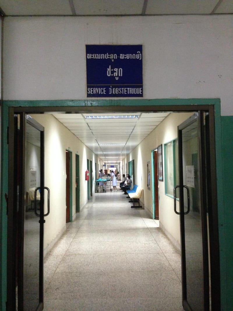 service de gynécologie