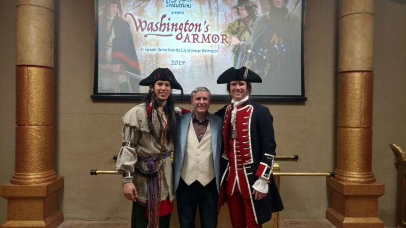 'A Colonial Evening: Dinner with George Washington'