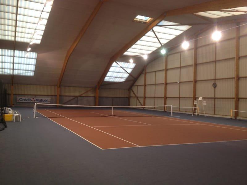 Terrain de tennis numéro 2