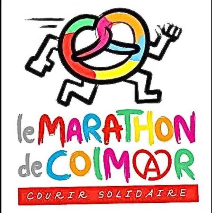 Marathon de Colmar - Association COURIR SOLIDAIRE