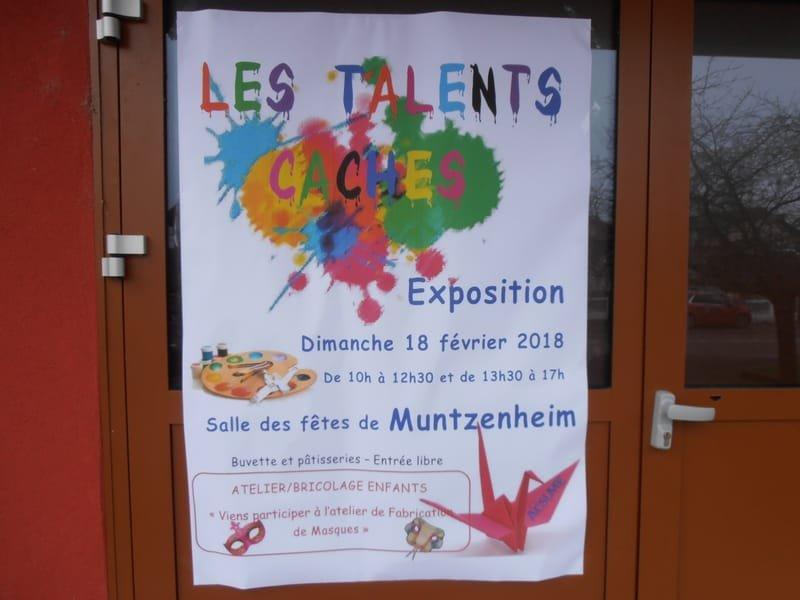 les Talents cachés associations réunies de Muntzenheim