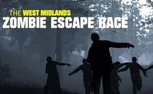 West Midlands Horror Zombie Escape Race