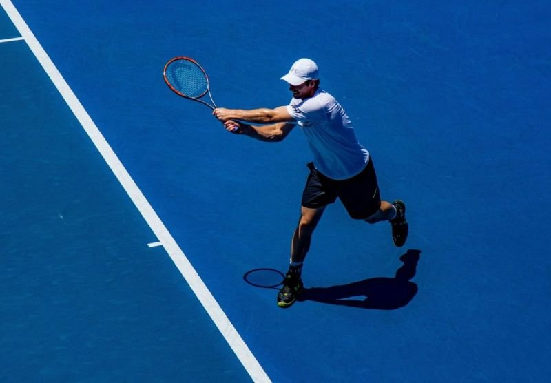 אימון טניס בוגרים