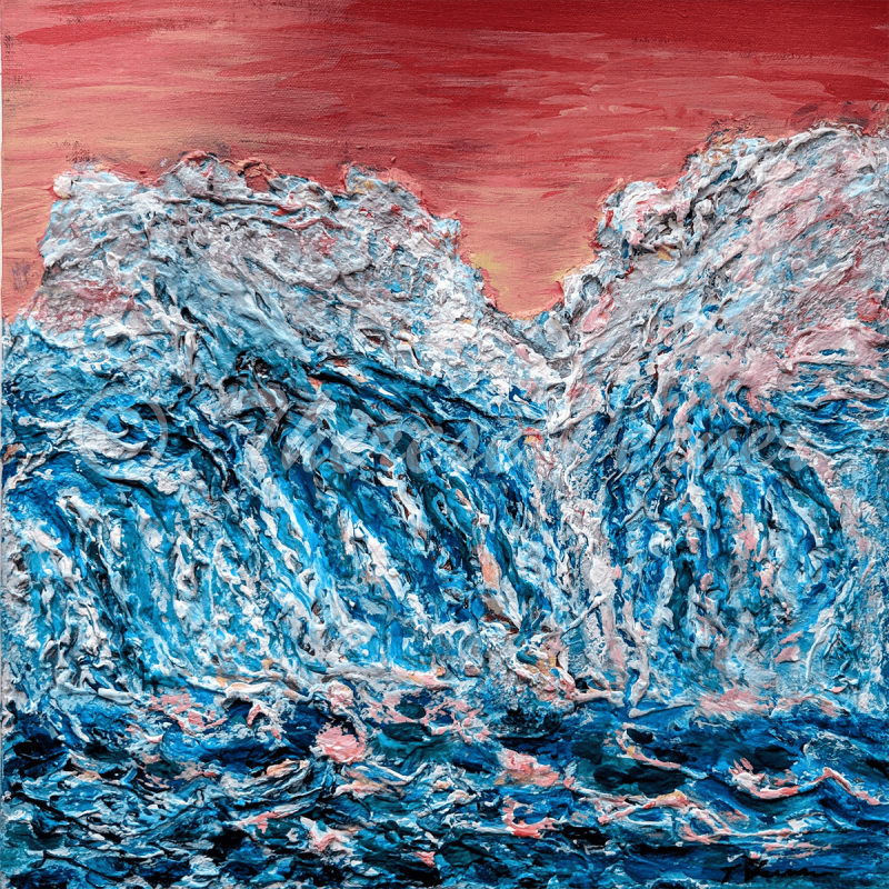 Melting Glaciers, 2019
