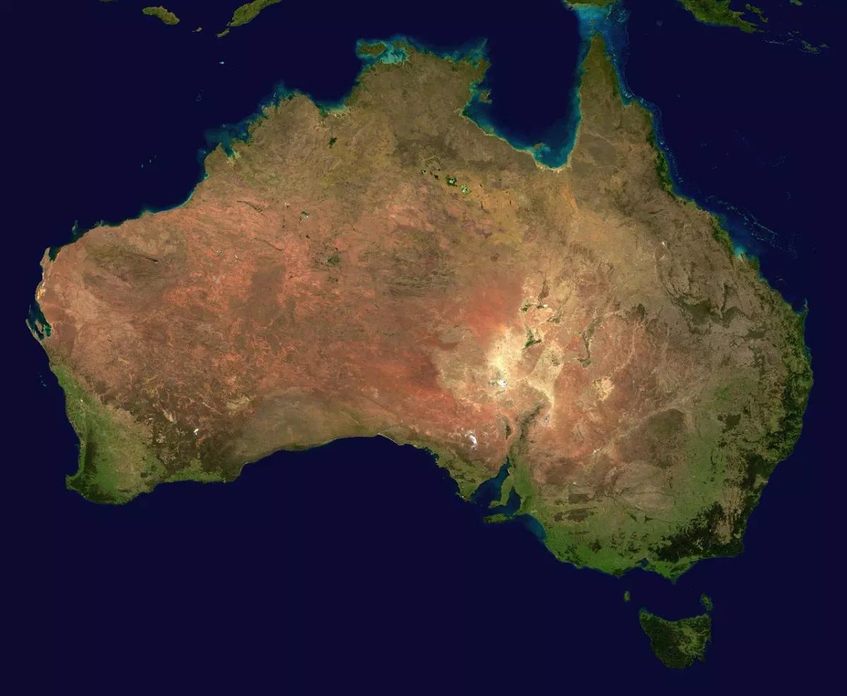Australia travel tips: Australia is huge!