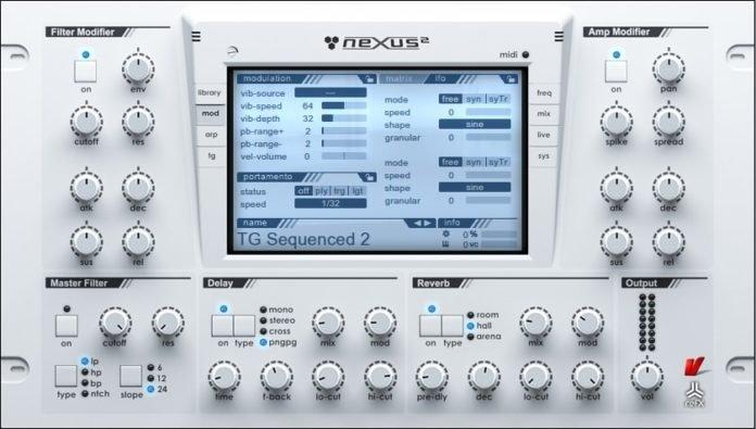 nexus expansions free