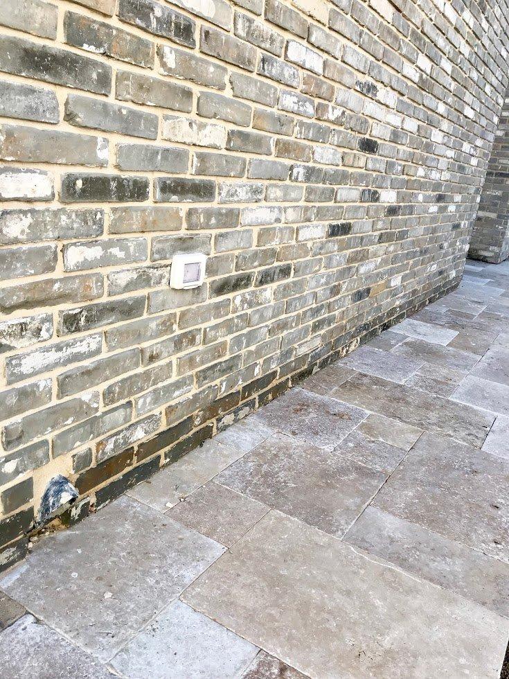 אבן פירוק סינית עתיקה