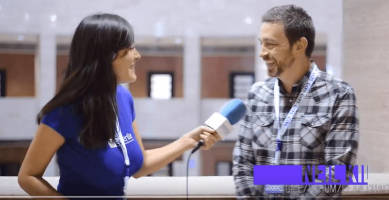 Interview about keynote at CAS (Agile Spain)